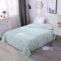 纯棉床单单件全棉双人1.5米床学生宿舍单人床单1.2/1.8米