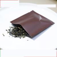 茶叶通用包装袋大红袍水仙肉桂岩茶真空小泡袋定制高端铝箔袋 渡铝9.5*8 一捆/100个