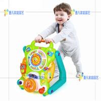 787学步车手推车玩具婴儿宝宝学步推车防侧翻助步车1岁