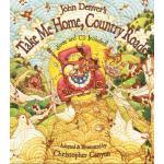 【预订】John Denver's Take Me Home, Country Roads [With CD (Aud