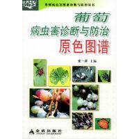 葡萄病虫害诊断与防治原色图谱/果树病虫害图谱诊断与防治丛书