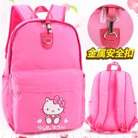 儿童小学生书包凯蒂猫1-3年级女孩双肩包可爱公主宝宝背包韩版