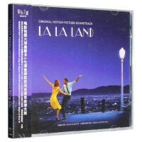 正版 ��分�城 La La Land OST �影原���CD音�犯枨�光�P碟片
