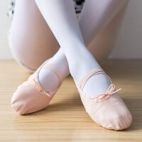 doxa舞蹈鞋女软底芭蕾舞鞋女猫爪帆布瑜伽鞋形体跳舞民族舞练功鞋