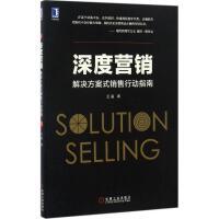 深度营销:解决方案式销售行动指南 王鉴 著
