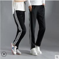 男士休闲裤潮大码卫裤韩版运动裤男户外新品