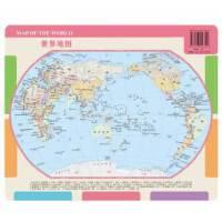 【新书店正版】世界地图鼠标垫,中国地图出版社,中国地图出版社9787503156601