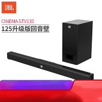 JBL CINEMA STV135蓝牙回音壁家庭影院电视音响低音炮STV125升级
