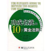 【新书店正版】功成名就的10大黄金法则――成功发展并管理个人事业的完备指南,(美)多德,田口雪莉,燕清,电子工业出版社