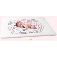 婴儿床床笠针织棉新生儿宝宝床单床上用品0-3岁幼儿园儿童床罩