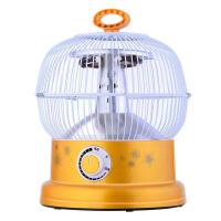 迷你鸟笼取暖器家用节能静音省电小太阳电暖器   宿舍办公室台式个性暖风机快热炉