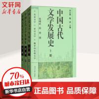 中国古代文学发展史 南开大学出版社有限公司