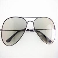 七夕礼物 三D立体眼睛加厚3D眼镜巨幕电影院IMAX厅用双机金属款 枪黑架