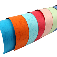 A3皮纹纸230克彩色皮纹卡纸A3++皮纹纸 装订彩纸装订封面纸【包邮】