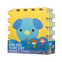 多彩纹儿童泡沫拼图地垫宝宝爬行垫婴儿拼接地垫加厚1.4cm