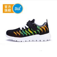 【夏清仓1件2.5折价:64.75】361度男童跑鞋夏季K71824512
