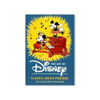 现货包邮 The Art of Disney:Classic Movie Posters 迪士尼艺术:经典电影海报 盒装