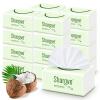 喜朗 婴儿椰果柔纸巾16包*112抽3层椰果本色乐享轻奢主义336张面巾纸抽纸