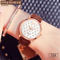 时尚韩版情侣手表一对价男女式情人节礼物送女友潮流学生防水户外手表