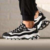 SKECHERS斯凯奇女鞋休闲鞋运动鞋运动休闲66666042/BKW