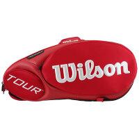 Wilson/威尔胜 Wilson Tour Molded 2.0 红色15支装 网球包 WRZ847515