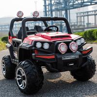 男女孩可坐人带遥控双人儿童电动汽车四轮四驱宝宝玩具越野车