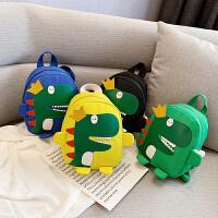 儿童包包2019新款恐龙男童双肩包宝宝幼儿园书包卡通可爱女孩背包