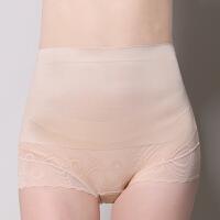 春夏产后美体塑身裤女 高腰薄款无痕收胃提臀收复收腹内裤 X