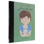 英文原版Jane Austen小人物大梦想