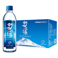 舒达源 天然苏打水 400ml*24瓶 弱碱性 无汽无糖饮用水
