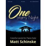 【预订】One Starry Night: Colorful Carols for Piano Solo