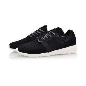 李宁LINING男子休闲鞋网面休闲运动鞋AGCN081-1