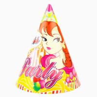 儿童生日派对布置用品生日帽子儿童生日派对用品宝宝生日帽寿星帽生日装饰品布置创意