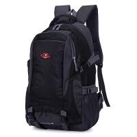 男士双肩包大容量登山旅行背包韩版女士休闲电脑包户外运动旅游包