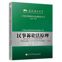民事诉讼法原理(第六版)/21世纪民事诉讼法学前沿