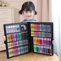 水彩笔套装彩色笔幼儿园画画笔彩笔儿童小学生24色/36色颜色笔可水洗无毒水彩画笔初学者蜡笔手绘绘画笔礼物