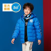 【1件5折到手价:199.5】361度男童装男童保暖外套冬季新品儿童外套男童棉衣 N51842810
