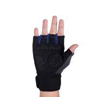 运动配饰健身手套透气运动手套男女健身房哑铃器械训练半指护腕防滑护掌