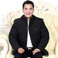 中老年男装棉袄冬季加厚款外套中长款中年男士爸爸装冬装棉衣