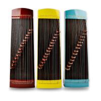 14弦小古筝乐器小型便携式迷你70CM半筝初学者儿童21弦练习古筝琴