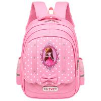 书包小学生女童包包儿童背包6-12周岁儿童双肩书包1-6年级