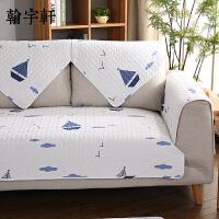 沙发垫四季通用组合套装1+2+3布艺客厅 组合套装全盖沙发巾罩套