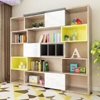 书橱简约现代书柜书架创意家具烤漆可伸缩自由组合书房柜子 单个伸缩书柜 1.4米以上宽