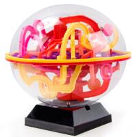 洛克王国3D立体魔幻迷宫球智力球100关-299关走珠益智玩具j6v