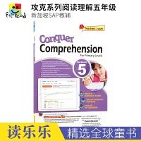 SAP Conquer Comprehension Workbook 5 附赠电子读物 攻克阅读理解系列五年级练习册