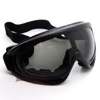 户外运动PC镜片夜视眼镜防护眼镜风镜防风镜防风眼镜摩托车风镜 支持礼品卡支付