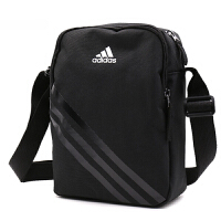 Adidas阿迪达斯小肩包单肩背包男女运动包单肩斜挎包AJ4232