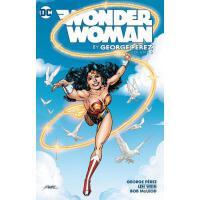 【预订】Wonder Woman by George Perez Vol. 2
