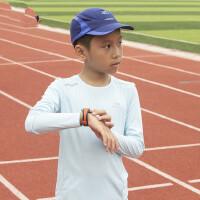 户外儿童鸭舌帽跑步帽子防晒遮阳透气运动青少年帽子