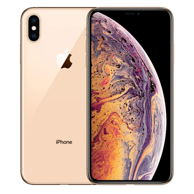 Apple iPhone XS Max 64G 金色 支持移动联通电信4G手机国行正品,可使用礼品卡支付